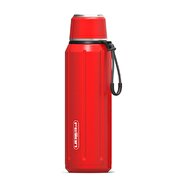 Picture of Feijian FS-060-01A-1 600 ml Red Steel Thermos