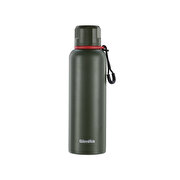 Picture of Feijian SS-060-02A 600 ml Green Steel Thermos