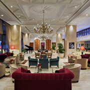 Picture of Hilton Istanbul Bosphorus Lobby Lounge Tea Time