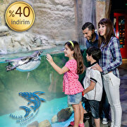Picture of İstanbul Emaar Aquarium %40 Discount Coupon