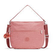 Picture of                             Kipling Fenna Dream Pink Shoulder Bag