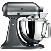 Picture of KitchenAid Artisan Stand Mikser 4.8 L Medaillon Silver