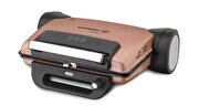 Picture of Korkmaz A811-01 Tosteme Maxi  Toaster - Rosa Gold