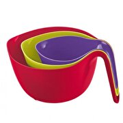 Picture of KOZIOL 3859098 Mixx 3 Color Mixer Bowl