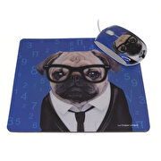 Picture of La Chaise Lounge LCL30C2148 Dog Mouse Pad