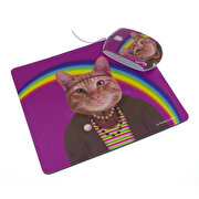 Picture of La Chaise Lounge LCL30C2149 Cat Mouse Pad