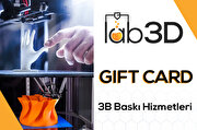 Picture of Lab3D 100 TL Digital Gift Certificates