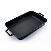Picture of Lava Rectangle Roast and Owen Tray  26 x 40 cm
