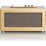 Picture of Lenco BT-300 Bluetooth Speaker Cream