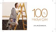 Picture of  Machka 100 TL Digital Gift Check