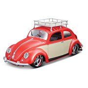 Picture of  Maisto 1/18 1951 Volkswagen Beetle Design Model Araba