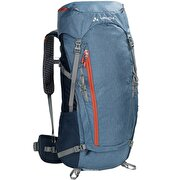 Picture of Vaude Asymmetric 42 + 8 Backpack Bag Blue 12436