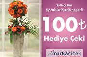 Picture of  Marka Cicek 100 TL Digital Gift Check