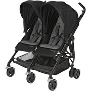 Picture of  Maxi-Cosi Dana For2 İkiz Bebek Arabası / Nomad Black