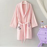 Picture of Milk & Moo Çançin Velvet Mother Bathrobe