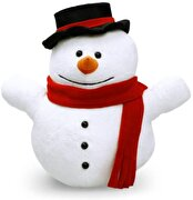 Picture of Neco Plush Snowman Plush 45cm