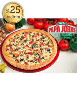 Picture of Papa John's 25% Discount Coupon