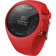 Picture of Polar M200 Wristwatch with Gps with Heart Rate Monitor - Red