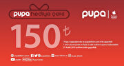 Picture of  Pupa 150 TL Digital Gift Check