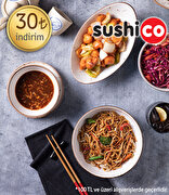 Picture of Sushico 30 TL Discount Coupon