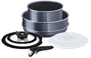 Picture of Tefal Ingenio Titanium Elegance Medium Set 8 Pieces