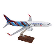 Picture of TK Collection B737/800 1/100 TS Model Uçak