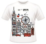Picture of TK Collection England T-shirt