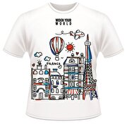 Resim  TK Collection France T-shirt