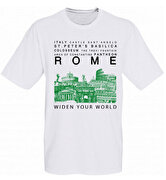 Resim  TK Collection Roma T-shirt
