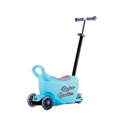 Picture of Voit Rodeo Lighted Scooter Blue