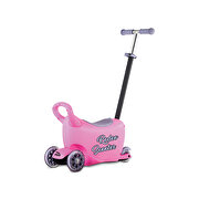 Picture of Voit Rodeo Lighted Scooter Pink