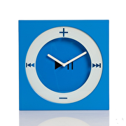 Picture of Xoom Eg6923Zy23Bl Wall Clock Blue