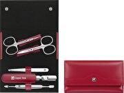 Picture of     Zwilling Cowhide 5 Piece Manicure Set with Snap Hook