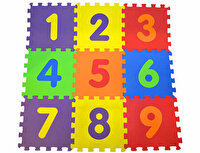 Picture of  Matrax Eva Puzzle Play Mat - Numbers