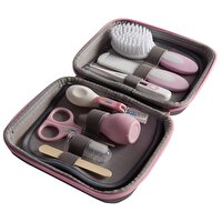 Picture of Babyjem Baby Grooming Set 9 Pieces, Pink
