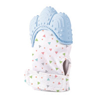 Picture of   Babyjem Teether Gloves Blue