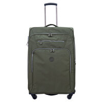 Picture of  Baggaj V118  Green Luggage-Medium