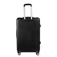 Picture of  Baggaj V215 ABS Large Size Suitcase - Black