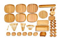 Picture of  Bambum Ikon – 53 Pieces Breakfast Set