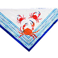 Picture of Biggdesign AnemosS Crab Tablecloth, 100% Polyester, Designed by Turkish Designer