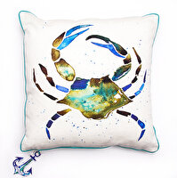 Picture of BiggDesign AnemoSS Green Crab Pillow