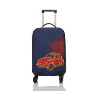 Picture of BiggDesign Artist Design Canvas Luggage Cars, 18""