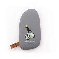 Picture of     Biggdesign Mr. Allright Man Powerbank Grey