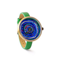 "Picture of BiggDesign ""Evil-Eye"" Leather Wrist Women Watch"