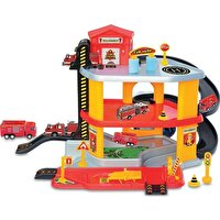 Picture of  Dede 3 Floor Fire Station Garage Set