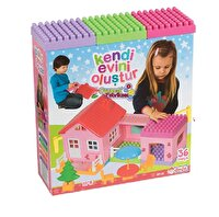Picture of  Dede Build Your House Blocks 36 Pcs
