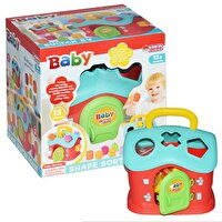 Picture of Dede Shape Sorter House for Kids