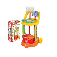 Picture of  Dede Candy & Ken Cleaning Trolley