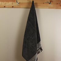 Picture of Ecocotton Asya Anthracite, 100% Organic Cotton Towel, 80*150 Cm