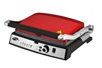 Picture of Goldmaster Gm-7450K Tostmix Sandwich Maker - Red